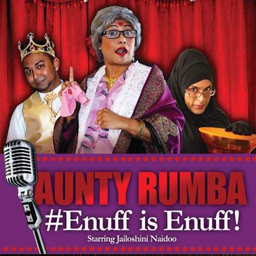 Aunty Rumba #Enuff is Enuff!